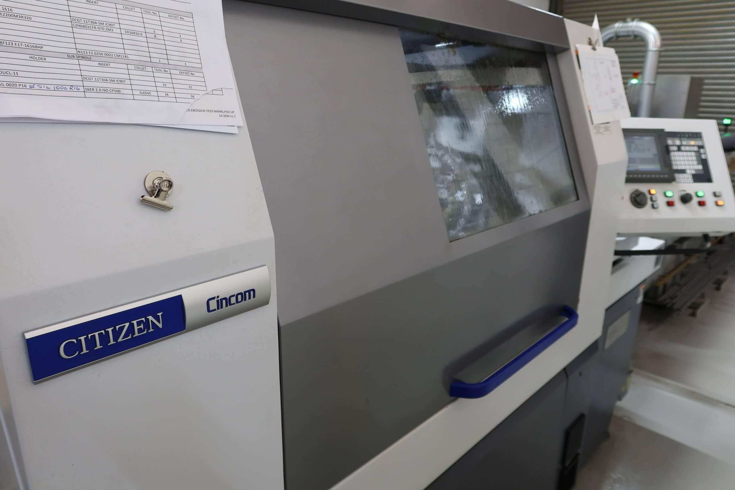 subcontract cnc machining